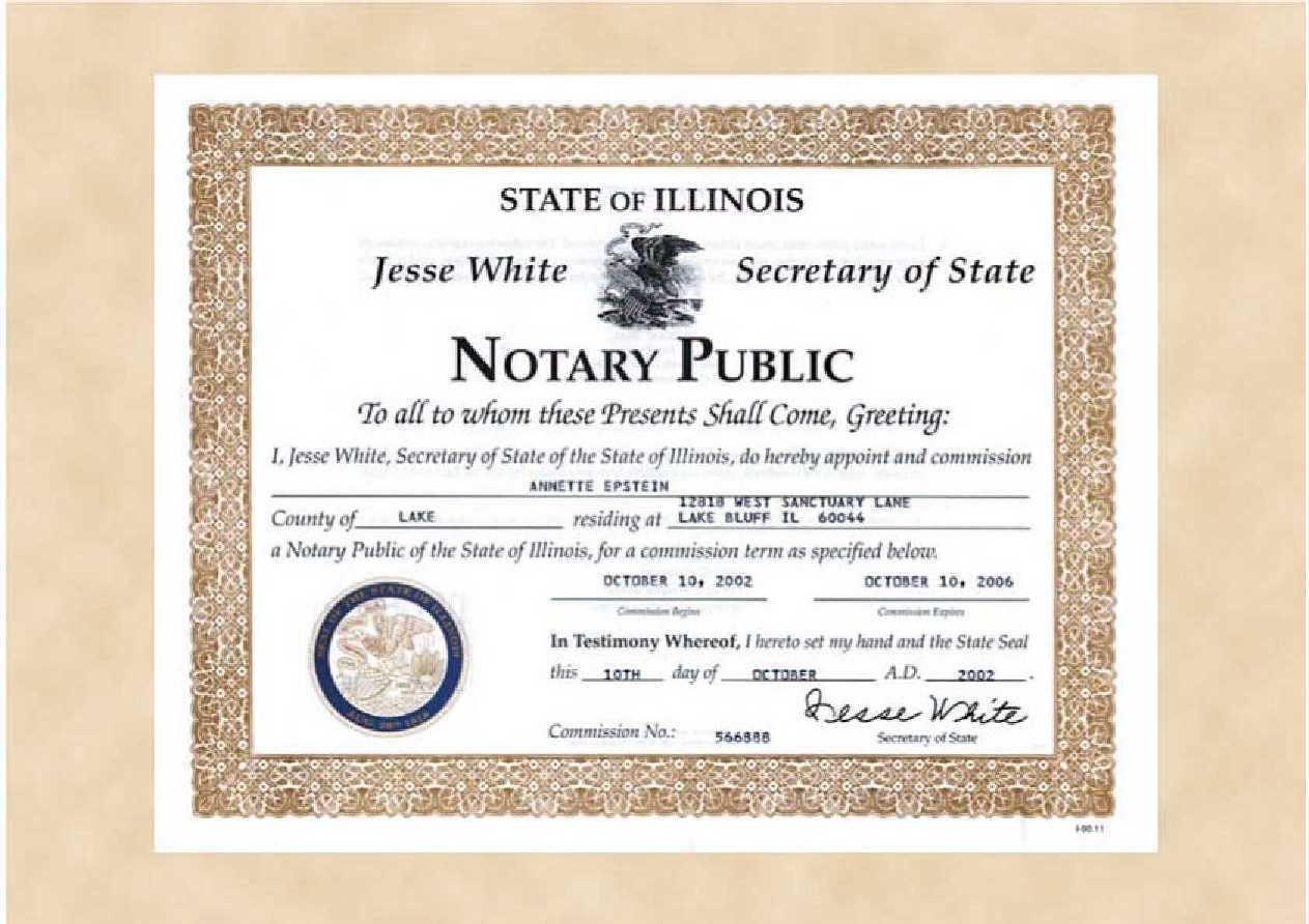 notary public license.